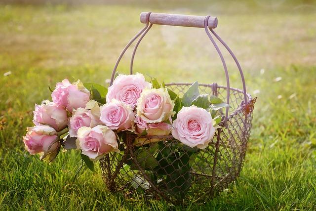 Styla med blommor